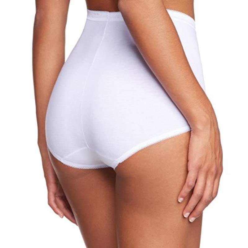 Sloggi Baumwolle Damen Basic+ Maxi in Weiß - Sparen Sie 47% tHhjC