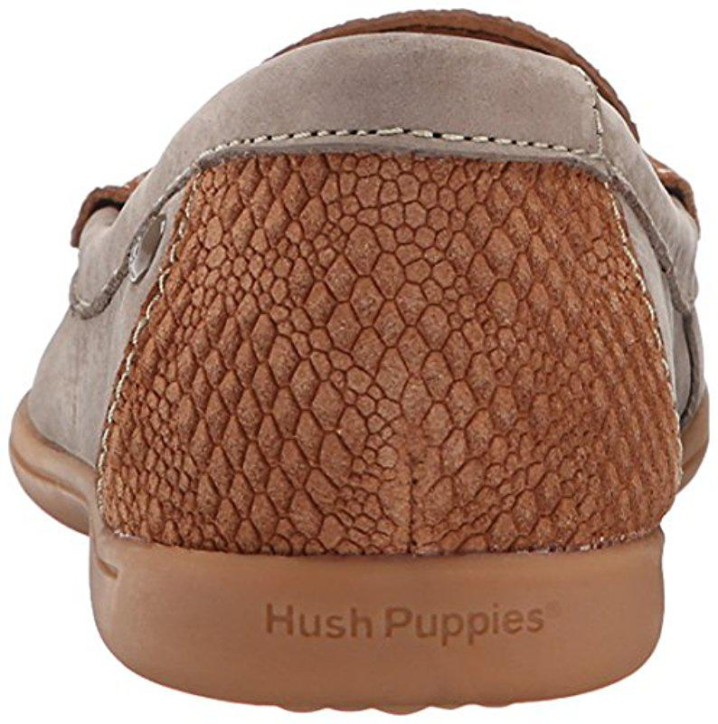 Brown Puppies Hush Lyst In Claudine Ryann Slip On Loafer w6zn58qaRn