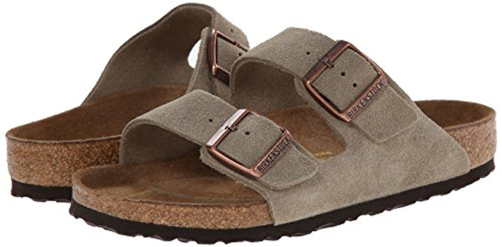 Birkenstock Womens Franca Blue Oiled Leather | Lauries Shoes