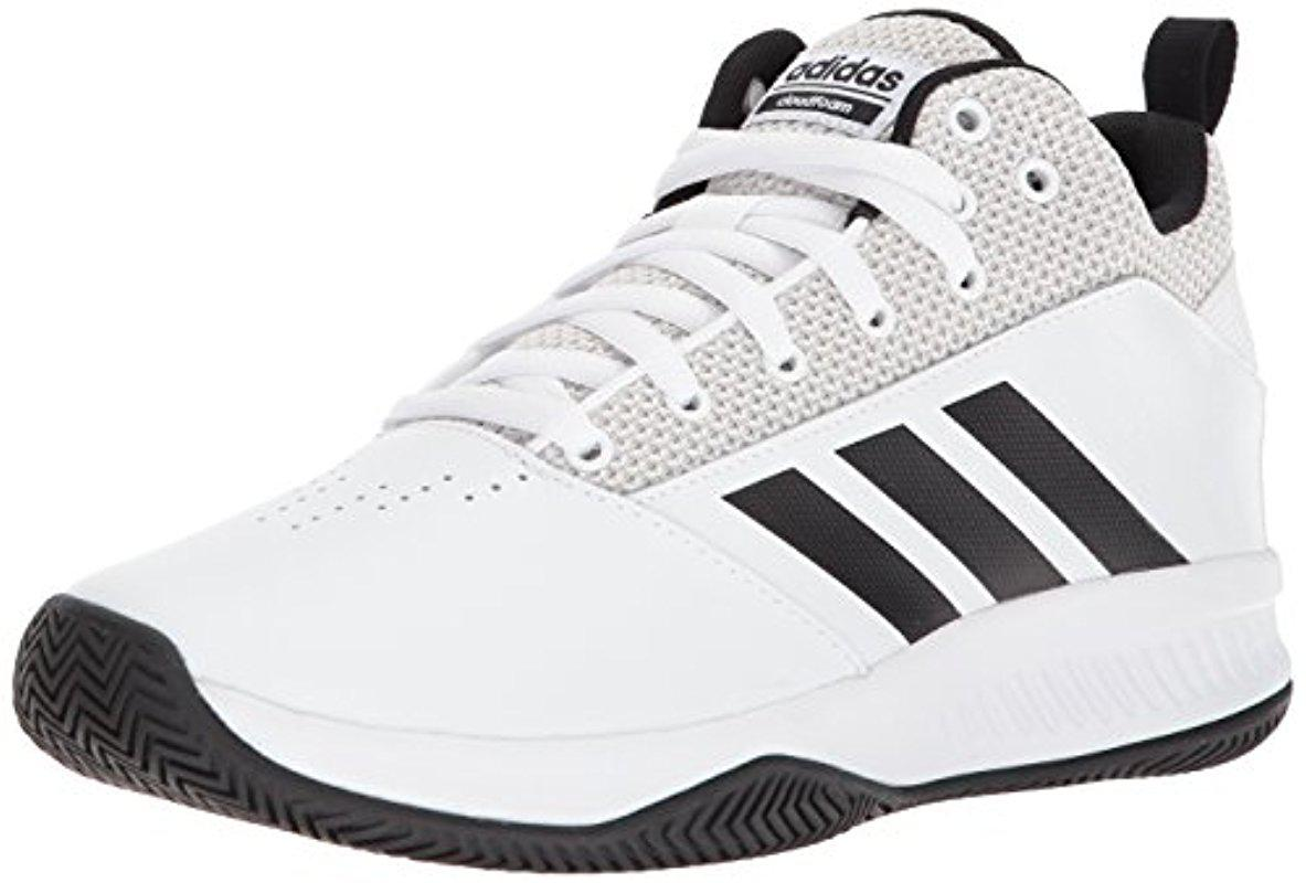 31a2e2a5582c Lyst - adidas Cf Ilation 2.0 4e Basketball Shoe in White for Men