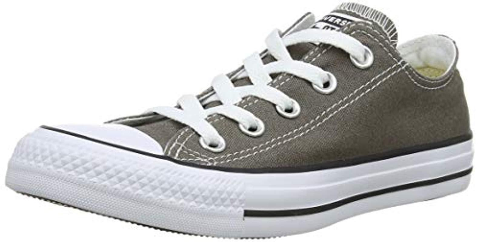 8dcc309652cbf3 Converse Unisex Adults  Chuck Taylor All Star-ox Low-top Sneakers in ...