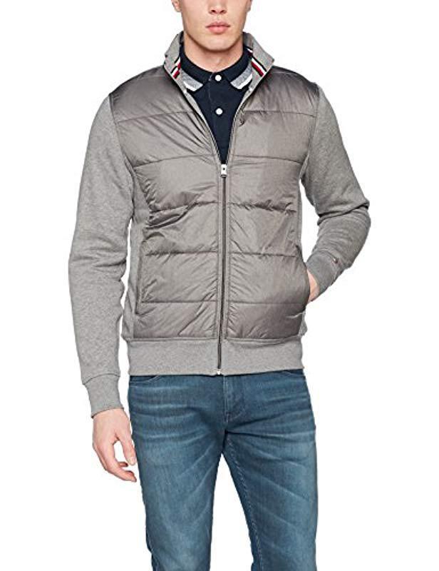 440680593a2f5 Tommy Hilfiger Berny Z-thru L s Vf Jacket in Gray for Men - Lyst