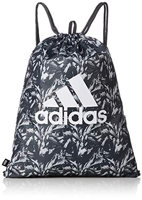 adidas Unisex Gymsack Sp G Backpack - Lyst 1a13938ab6