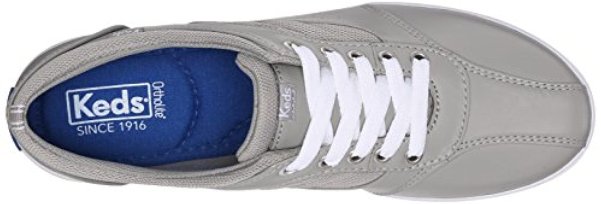 Keds Prestige Fashion Sneaker,gray