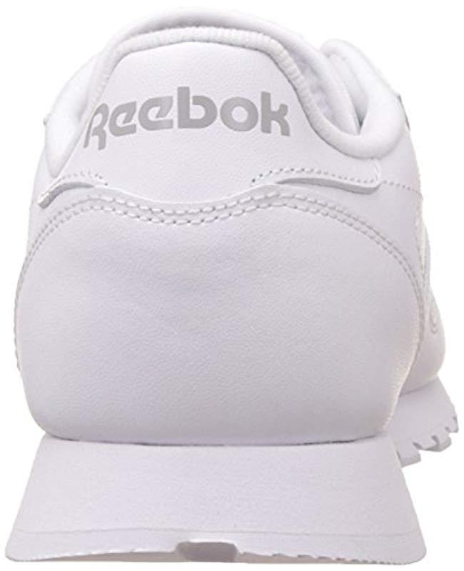 3d1a150e31a Reebok Classic Leather Trail Running Shoes in White - Lyst