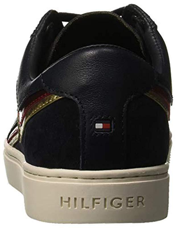 64b9f9490 Tommy Hilfiger Star Essential Sneaker Low-top in Blue - Lyst