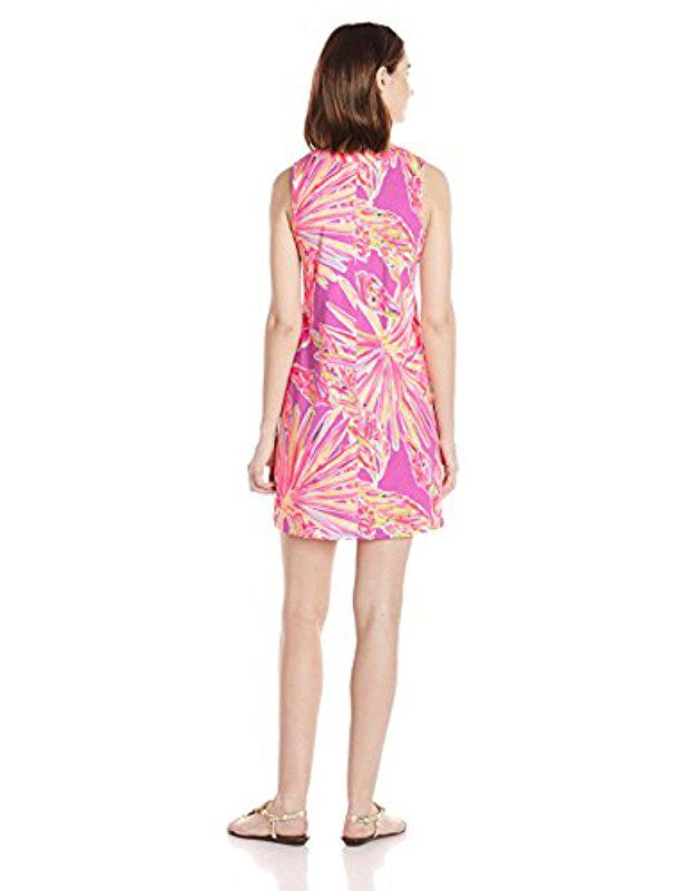 013c2c2a054 Lyst - Lilly Pulitzer Amina Dress in Pink