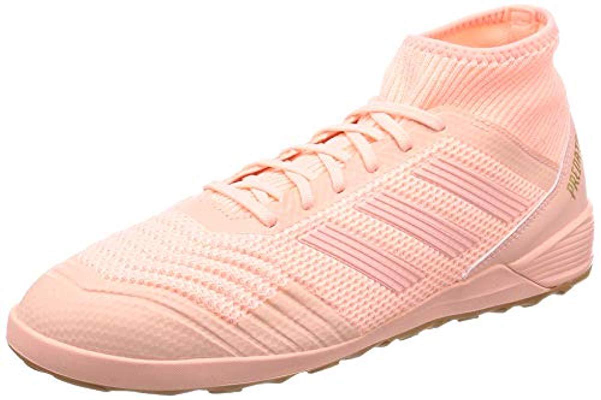 Color Pink Tango Hombre Sala Adidas 18 3 De Predator InZapatillas Fútbol Para 08OwPnk