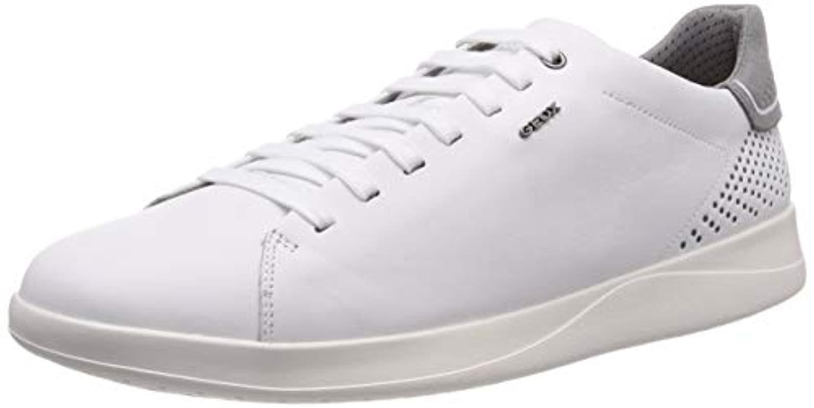 Geox U Kennet B Low top Sneakers in White for Men Save 5
