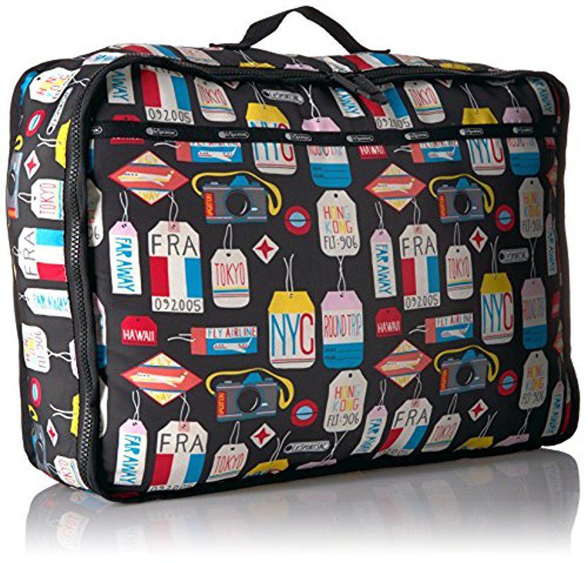 3c19f876e7bb LeSportsac Blue Travel Packing Cubes