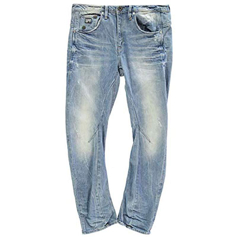 eafac39667d G-Star RAW G-star Arc 3d Tapered Jeans in Blue - Lyst