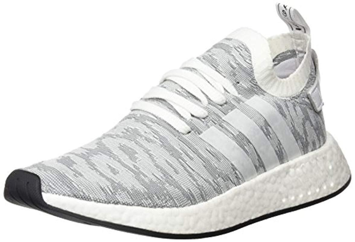 huge discount 219aa 4a0ef Adidas Nmdr2 Pk, s Trainers in White for Men - Lyst
