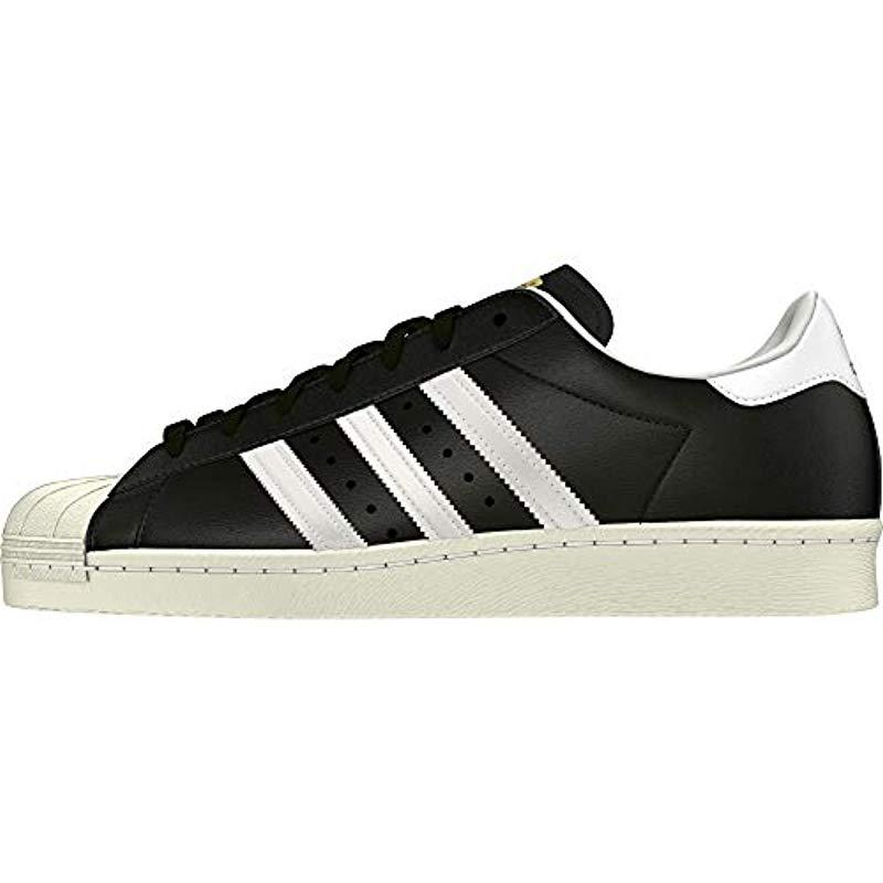 Superstar 80s adidas pour homme en coloris Noir - 55 % de ...