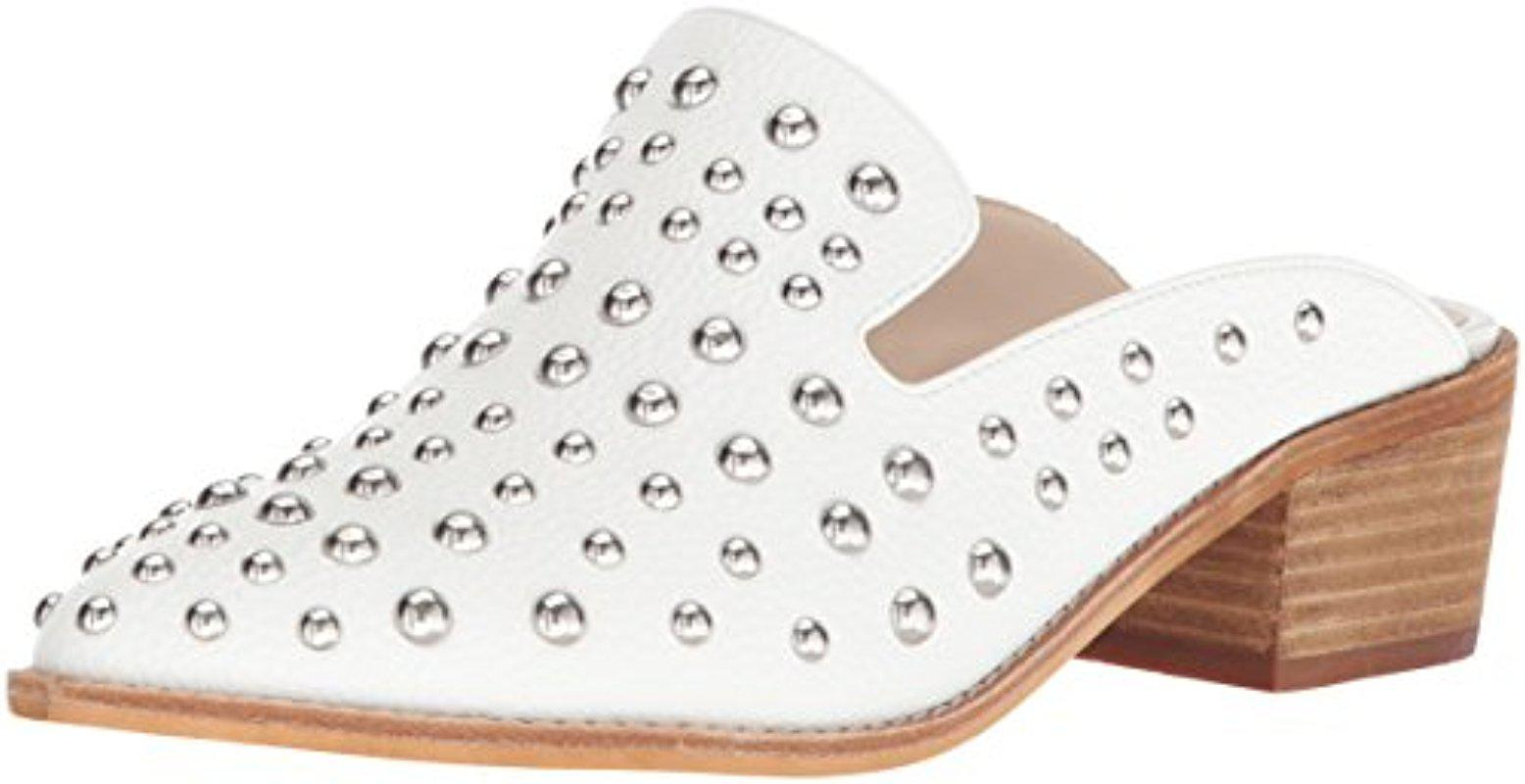 Chinese Laundry Women's Mollie Studded Loafer Mule wd9oiIA6Qu