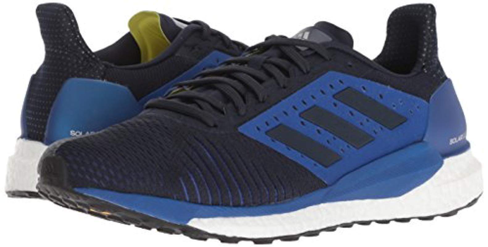 adidas Rubber Originals Solar Glide St Running Shoe in Blue for Men