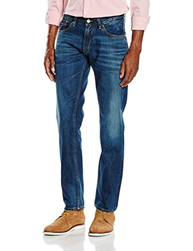 fda6d38dd Tommy Hilfiger Original Ryan Straight Leg Jeans in Blue for Men ...