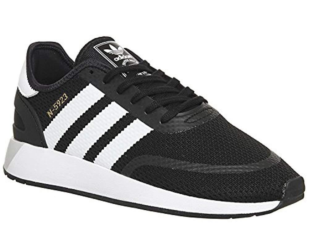 bc9c1406667 Adidas Iniki Runner Cls Trainers in Black for Men - Lyst