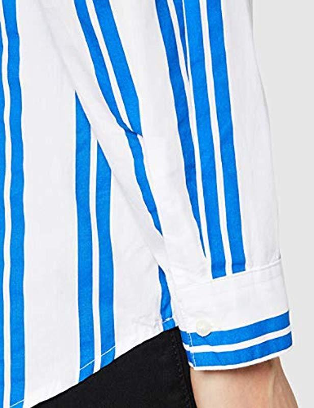 010ee1f310 Blouse Esprit en coloris Bleu - 64 % de réduction