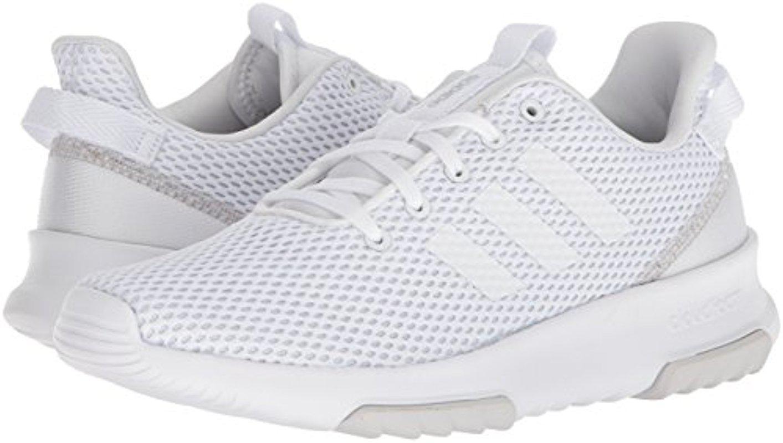 adidas cloudfoam racer tr white
