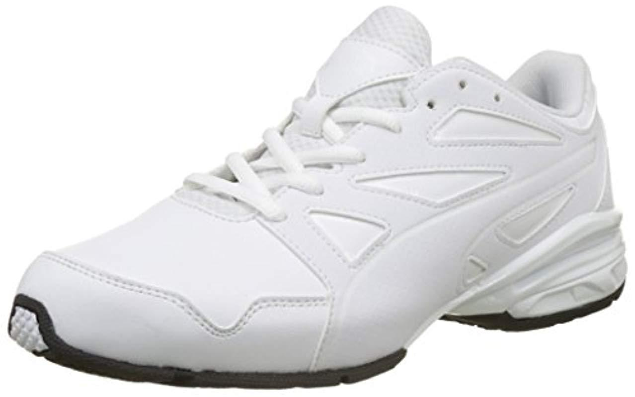 93905db3f7a5 PUMA Tazon Modern Fracture Sneaker in White for Men - Lyst