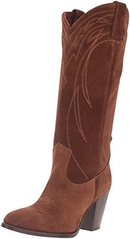 FRYE Womens Ilana Pull-On SHOVN Western Boot