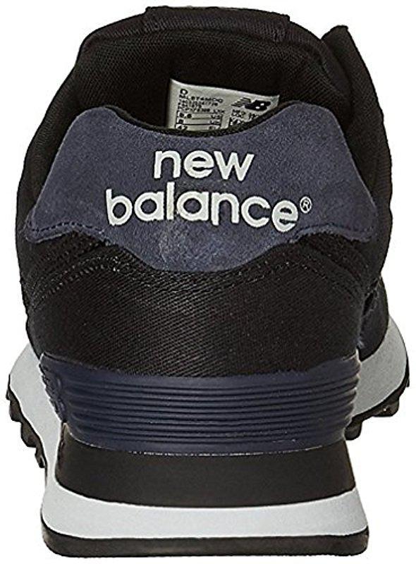 new balance 574 canvas