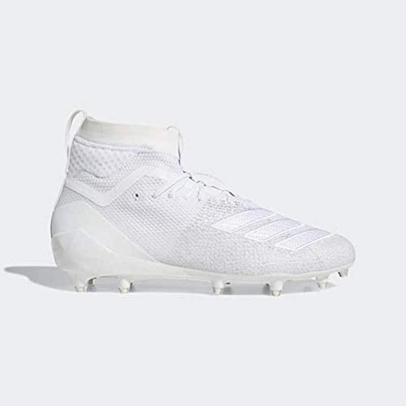 adizero 8.0 all white