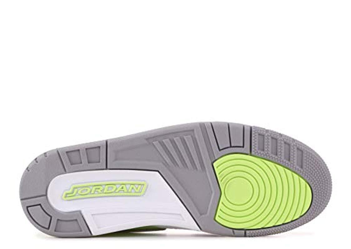 Nike Leather Air Jordan Legacy 312 Nrg 'ghost Green' for Men