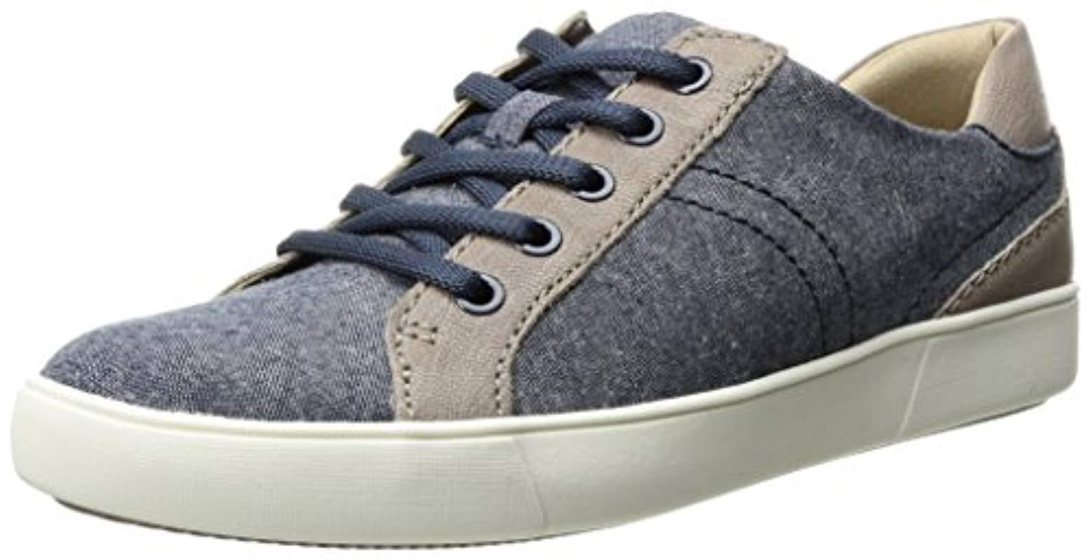 73289ba049c46 Lyst - Naturalizer Morrison Fashion Sneaker in Blue