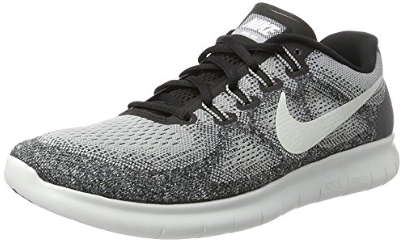 a57212184b38 Nike Free Rn 2017 Running Shoes in Gray for Men - Save ...