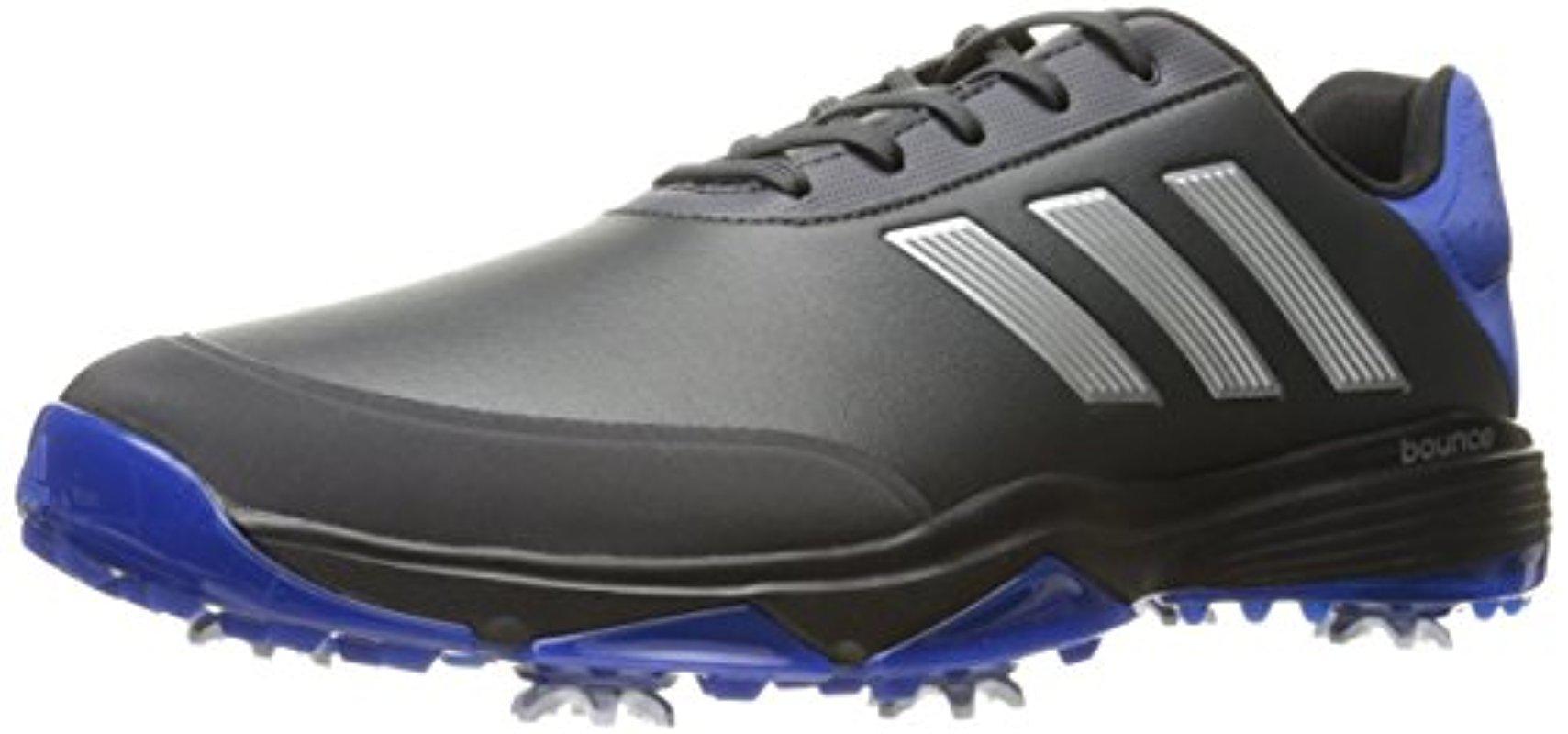 Lyst Adidas Adipower Bounce WD zapato de golf de carbono en negro para hombres