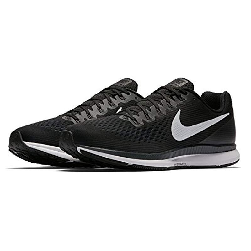 0e9b959a32776 Nike Air Zoom Pegasus 34 Competition Running Shoes in Black for Men ...
