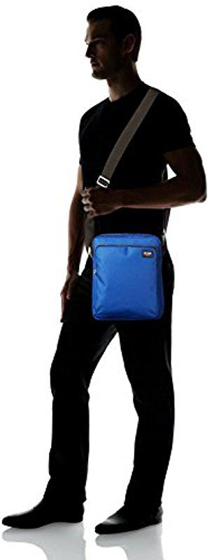33d26db72be2 Jack Spade Commuter Nylon Cargo Messenger in Blue for Men - Lyst