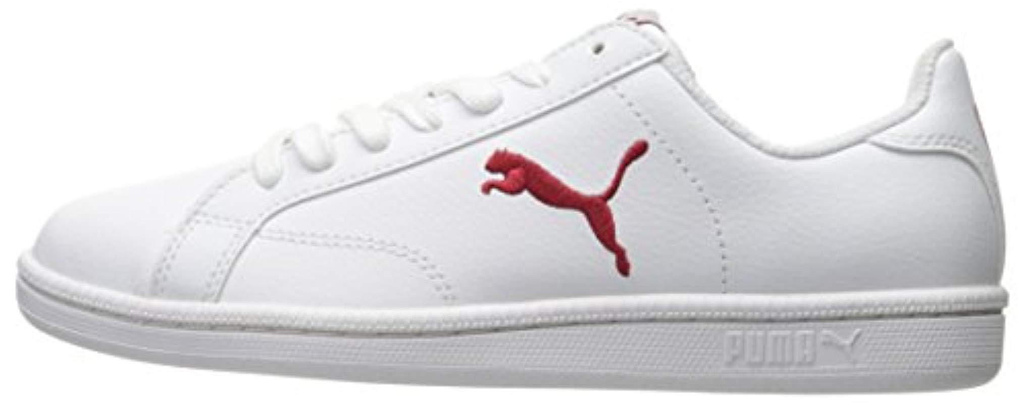 PUMA Men/'s Smash Cat L Fashion Sneaker