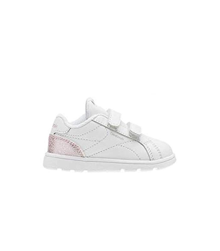 b8e4de70dd37 Reebok Royal Comp Cln 2v Fitness Shoes in White - Lyst