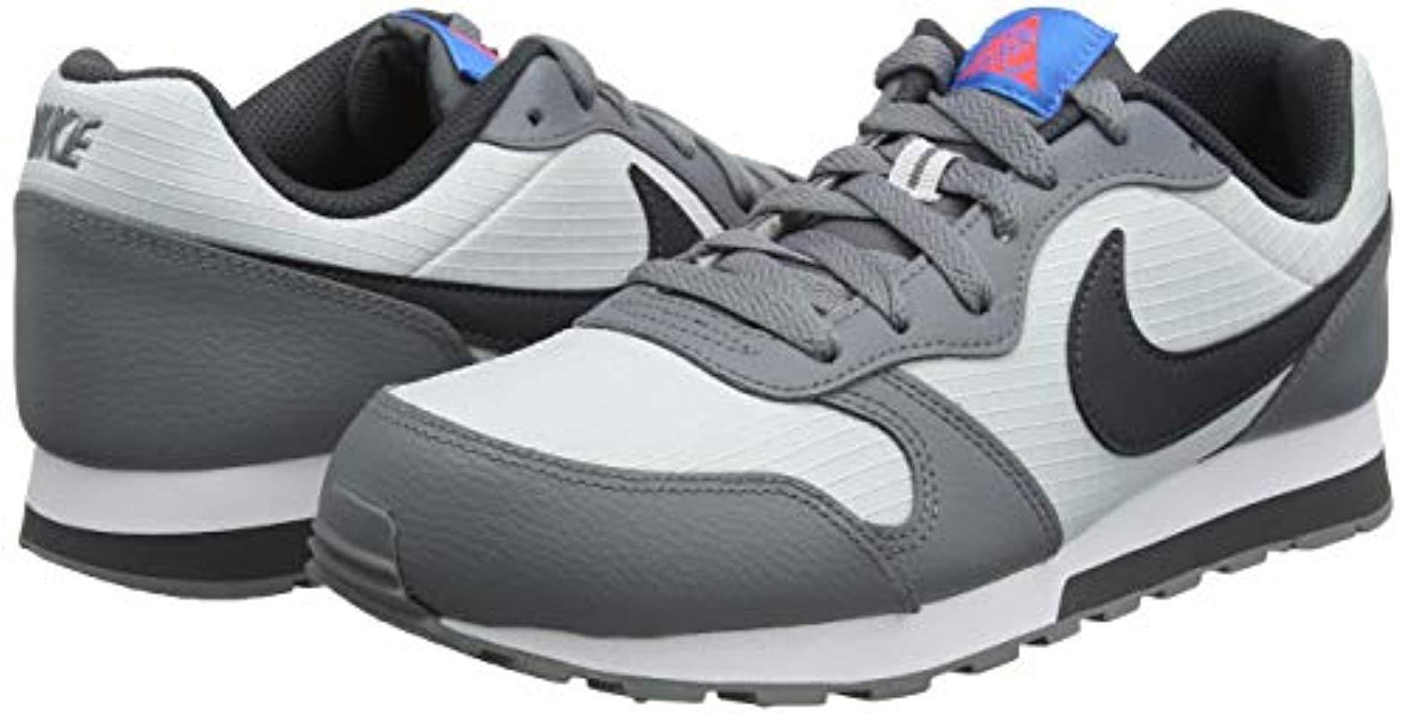 MD Runner 2 (GS) Nike de color Gris
