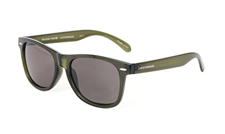 f01258dabc Lyst - Lucky Brand Lucky D936oli55 Square Sunglasses