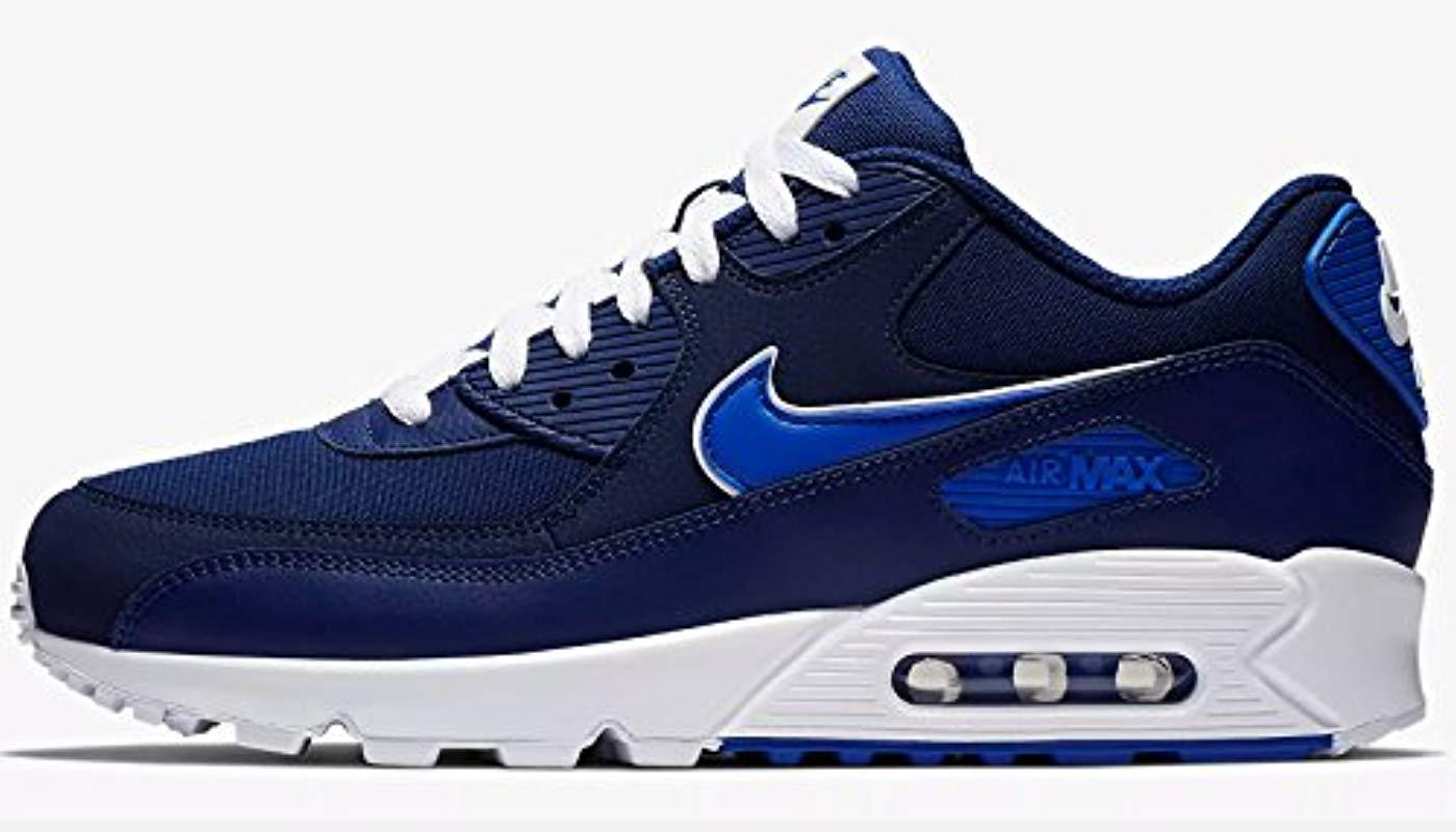 Air Max 90 Essential, Chaussures de Running Entrainement Nike pour ...