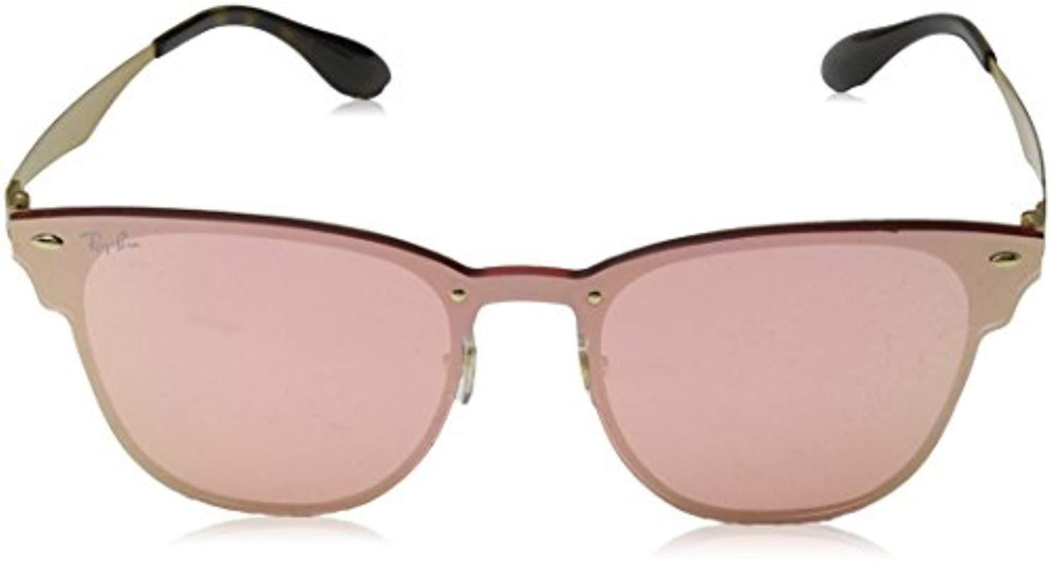 4eb91e7114 Ray-Ban - Unisex-adults 3576n Sunglasses