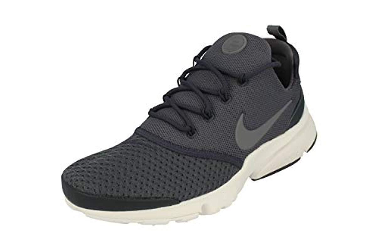 promo code b9376 66c68 Nike. Men s Blue Presto Fly Se Gymnastics Shoes