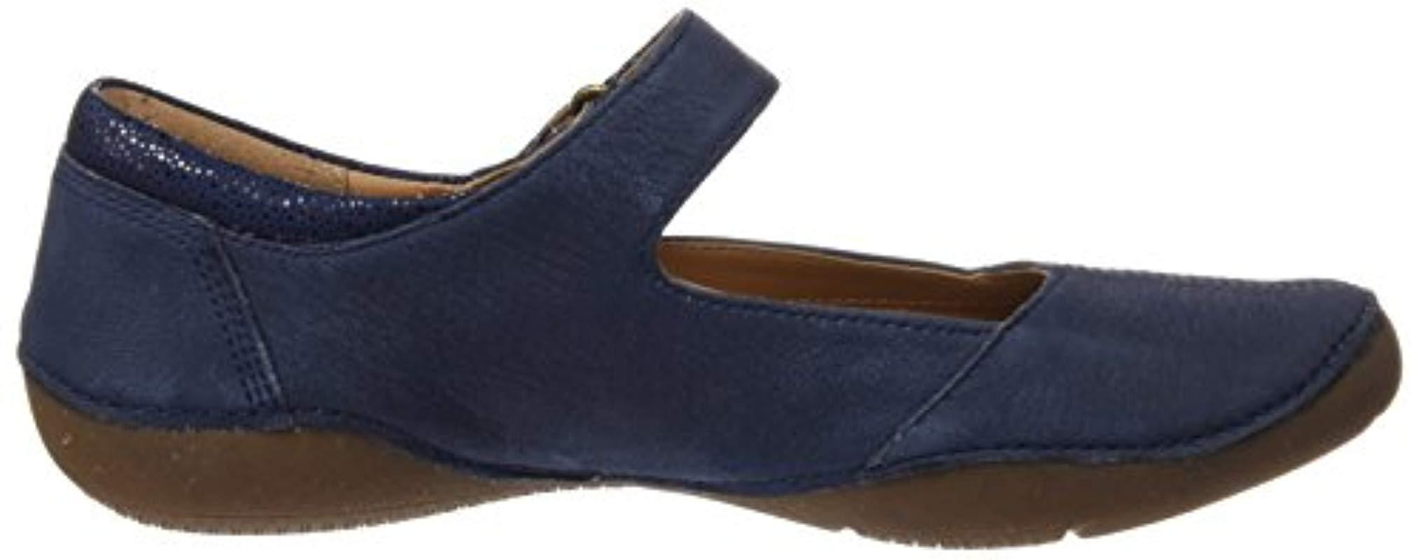Igualmente Moviente Araña de tela en embudo  Clarks Leather Autumn Stone in Blue (Navy Nubuck) (Blue) - Lyst