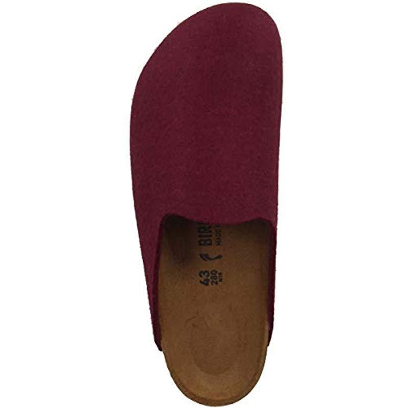 1011748 AMSTERDAM WZ MELANGE RED Women Sports Sandals Slippers NARROW FIT