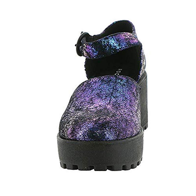 Rocket Dog Womens Corinna Zenith Fabric Fashion Boot