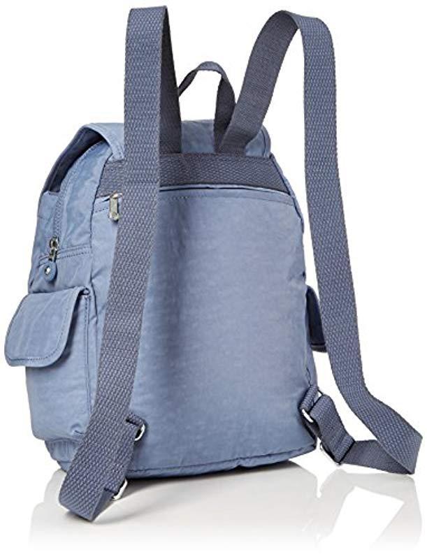 933c05e6ea7 Kipling City Pack S Backpack Handbags in Blue - Save 34% - Lyst