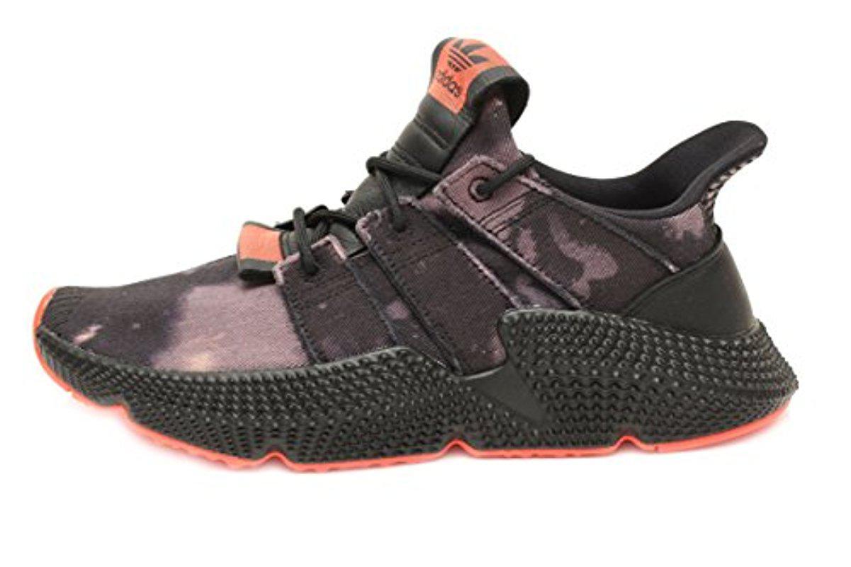 lyst adidas prophere s turnschuhe cq3022 in schwarz für männer