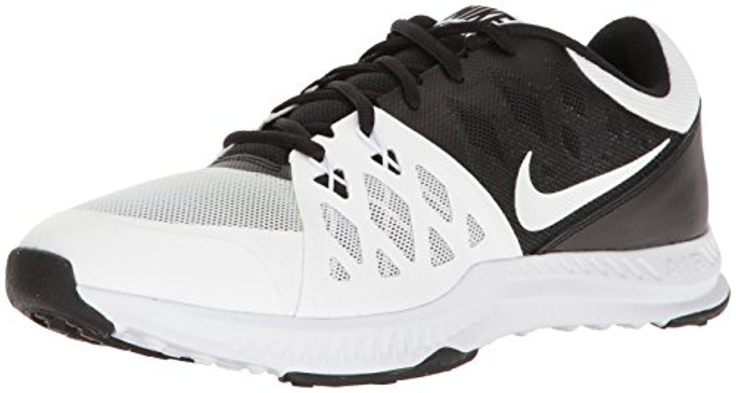 Lyst Nike Air Epic Speed Tr Ii Cross Trainer Hombres Zapatos En Negro Para Hombres Trainer a13713