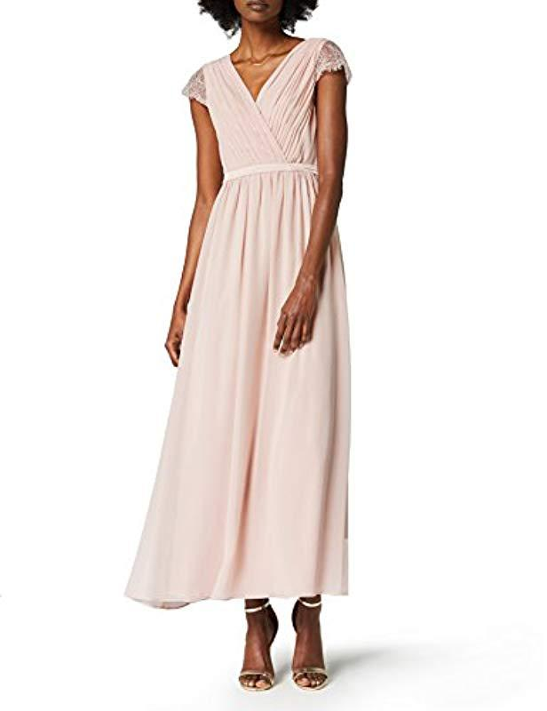 eae103c64f3f Dorothy Perkins Athena Party Dress in Pink - Lyst