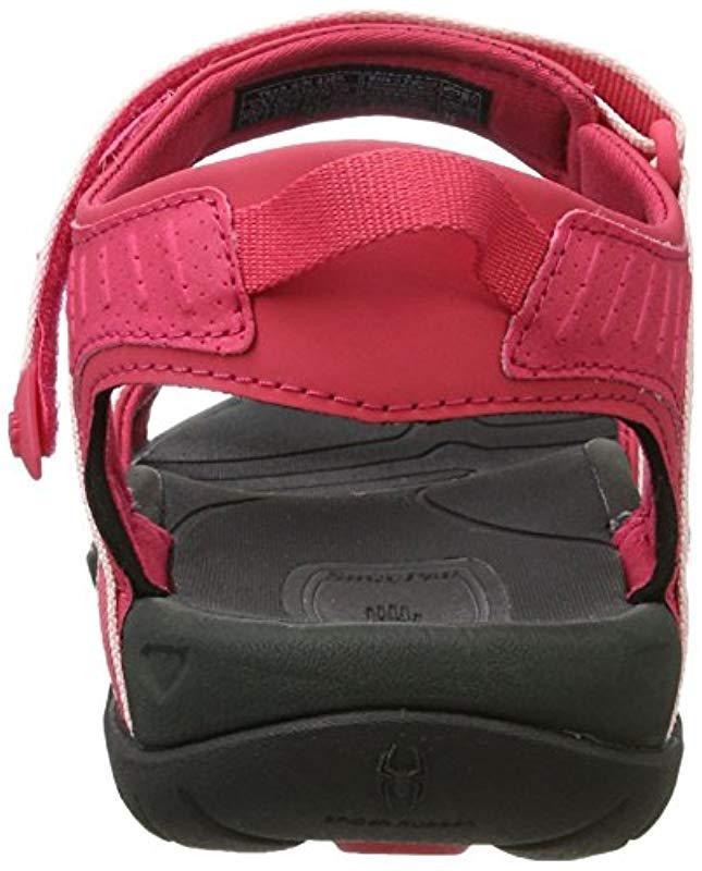 80ec8cd959b893 Teva Tirra W s Sports Sandals in Pink - Lyst