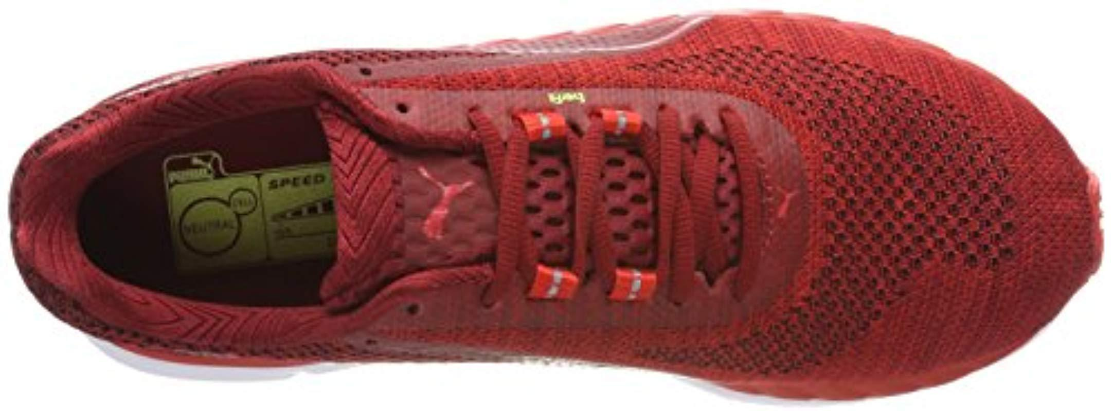 ad98e886365a PUMA  s Speed 500 Ignite 3 Cross Trainers in Red for Men - Lyst