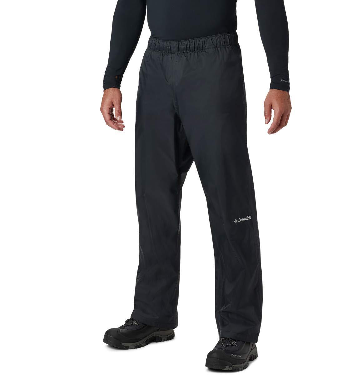 Columbia Rebel Roamer Pant in Black for Men